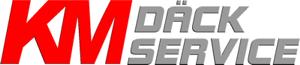 KM Däck Service Logo